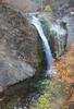 明神淵の滝